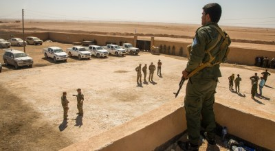 The defeat of ISIS in Raqqa tests US commitment to Syrian Kurds