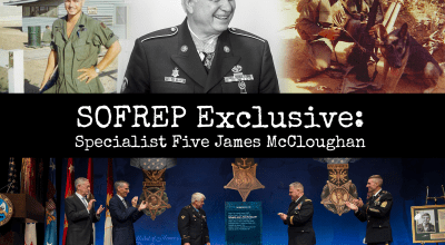 SOFREP Exclusive: Medal of Honor Recipient James McCloughan