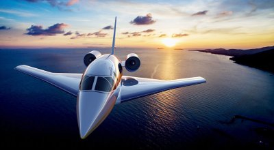 Spike Aerospace performs test flight of new commercial supersonic jet aircraft
