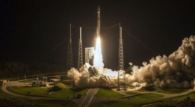 Picture of the Day: United Launch Alliance Atlas V Rocket Launches from Cape Canaveral Air Force Station