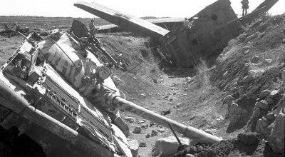 On This Date: Fighting in the Yom Kippur War Ends in 1973