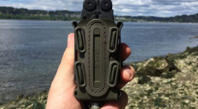 G-Code Scorpion Soft Shell Pouch