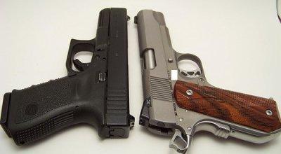 The 1911 vs Glock debate & why it's ridiculous