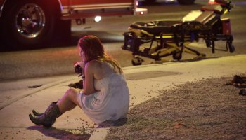 GRAPHIC CONTENT: Videos of horrific shooting in Las Vegas create a timeline of tragedy
