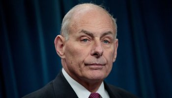 "White House Chief of Staff Kelly ""Stunned"" Over Trump Criticism"
