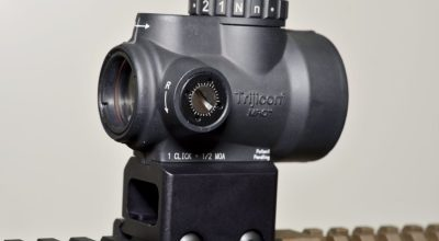 New AR-15 Owners Guide: Optics