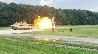 Army receives the first of a new generation of Abrams battle tanks