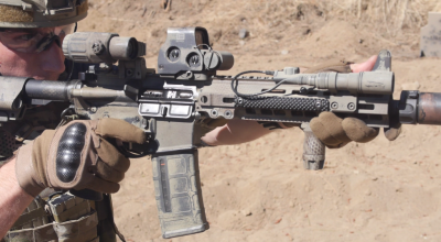 What we know about the Las Vegas shooter's guns: The EOTech optic