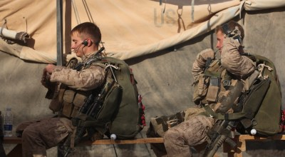 Loadout Room photo of the day | Recon Marines Take to the Skies of Afghanistan