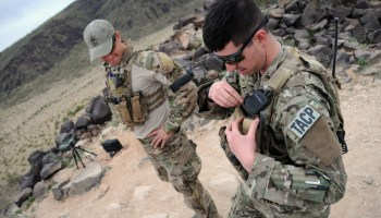 Loadout Room photo of the day | 227th Air Support Operations Squadron training