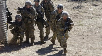 Army's 10th Mountain Division begins training to defend against attacks on American soil