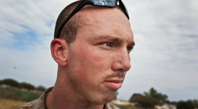 Have to go awhile without sleep? Here's how a Marine does it