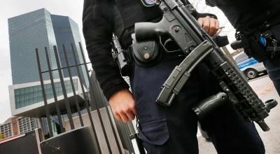 German Police prevent terror attack