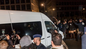 Catalan leadership surrenders to Belgian authorities