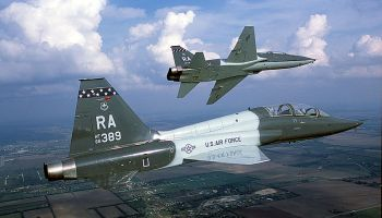 Breaking: Air Force Pilot Dead after T-38 Talon Crashes in Texas