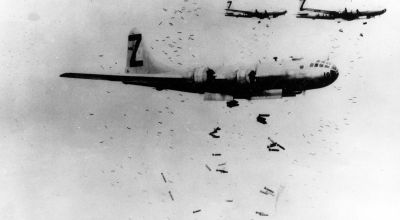 November 24, 1944, Tokyo Is Bombed for the 1st Time Since the Doolittle Raid