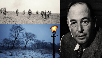 Pages of War: 'The Lion, the Witch and the Wardrobe' by C. S. Lewis