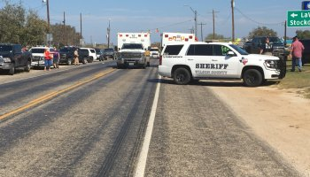 UPDATE: Texas church shooter engaged by armed civilian to end killing spree, 26 dead