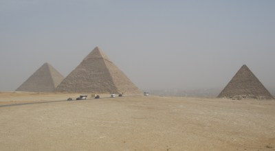 Scientists discover a massive hidden chamber within Egypt's Great Pyramid