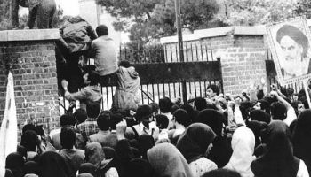 On This Date, November 4, 1979 The US Embassy in Tehran is Stormed