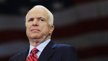 "McCain: US ""Asleep to the Necessity of Our Leadership"""