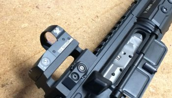 Ultralight AR15 version 2.0 |  2 pound upper (part 1)