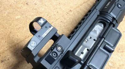 Ultralight AR15 version 2.0 |  2 pound upper (part 1)