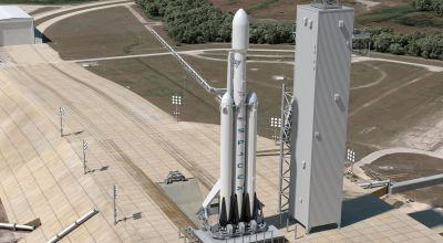 Rumors swirl that SpaceX may launch world's most powerful rocket in December
