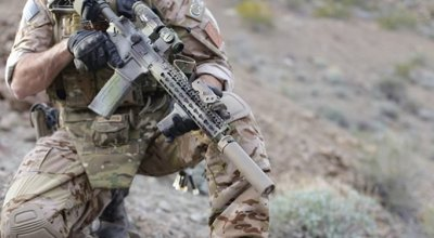 SureFire Wins USSOCOM Contract for Muzzle Brakes & Suppressors