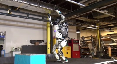 Boston Dynamics' new Atlas robot video demonstrates an impressive level of mobility