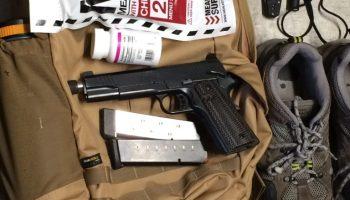 An Army Rangers go-bag: Get home safe, no matter the circumstance