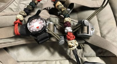 Sanctified Weaving Company | Woodsman Sanctified Adventure Tool (SAT)