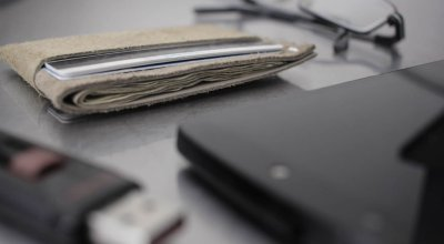 The SLIM minimalist wallet by Phil's Wallets: Built to last in the USA