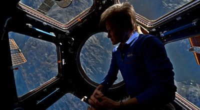 Record setting Astronaut Peggy Whitson pens letter to her younger self, and we should all read it