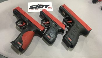 Get High Volume Training Repetitions at a Reasonable Cost: Next Level Training's SIRT Pistol