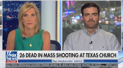 Watch: Hurricane CEO and Navy SEAL Brandon Webb discusses active shooter scenarios on 'The Ingraham Angle'