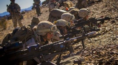 More than 20,000 Marines participate in massive combat drills in Southern California