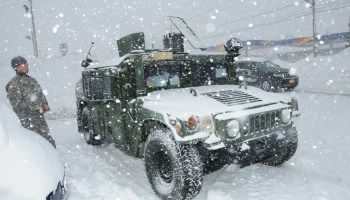 National Guard called in to help dig Erie, PA out of more than 4 feet of snow
