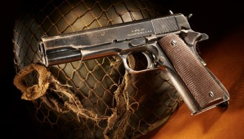 Military Funding Bill Allows Public to Buy Historic Firearms