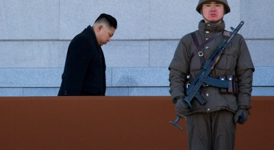 Another North Korean soldier defects across DMZ, South Korea fires warning shots at pursuing troops