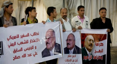 'The coming days will be more dangerous': Chaos in Sanaa feared after Saleh killing