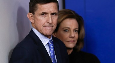 BREAKING:  Former National Security Advisor Mike Flynn pleads guilty to lying to the FBI