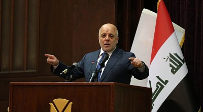 Iraqi Prime Minister declares victory over ISIS
