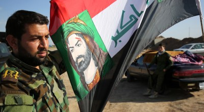 'They can't fight without us': Iraq's Shia-led groups refuse to lay down weapons