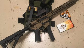 CMMG's MkGs GUARD 9mm 3000 rounds later: Spoiler Alert… Feeds everything
