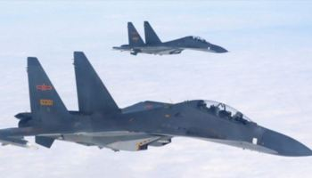 Chinese Flyby Drills Closer To Taiwan Sound the Alarm