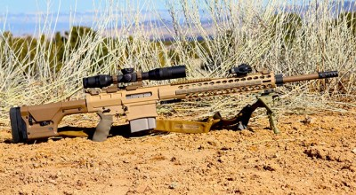 Hands On The DRD Tactical Kivaari in .300 Norma Magnum