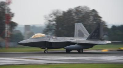 We asked an F-22 Raptor fighter wing commander if he's worried about Russia's Su-57 stealth fighter