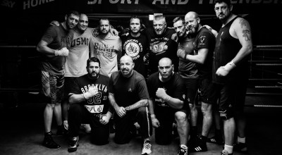 Blood, Sweat and Cheers:  Remembrance Rumble 2 (Documentary)