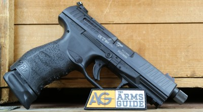 Watch: Walther Q4 TAC First Look